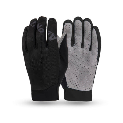 TCAKCOMET-BLK-01-comet gloves black