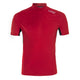 TCAKKOUTRZ-CHL-01-koulin trail tee zip [mens] chilli