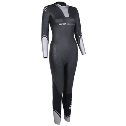 WEAKSILVW19-01-silvertip thermal swimming wetsuit [womens]