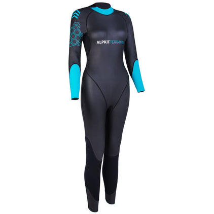 WEAKTERRW-01-terrapin natural swimming wetsuit [2018] [womens]