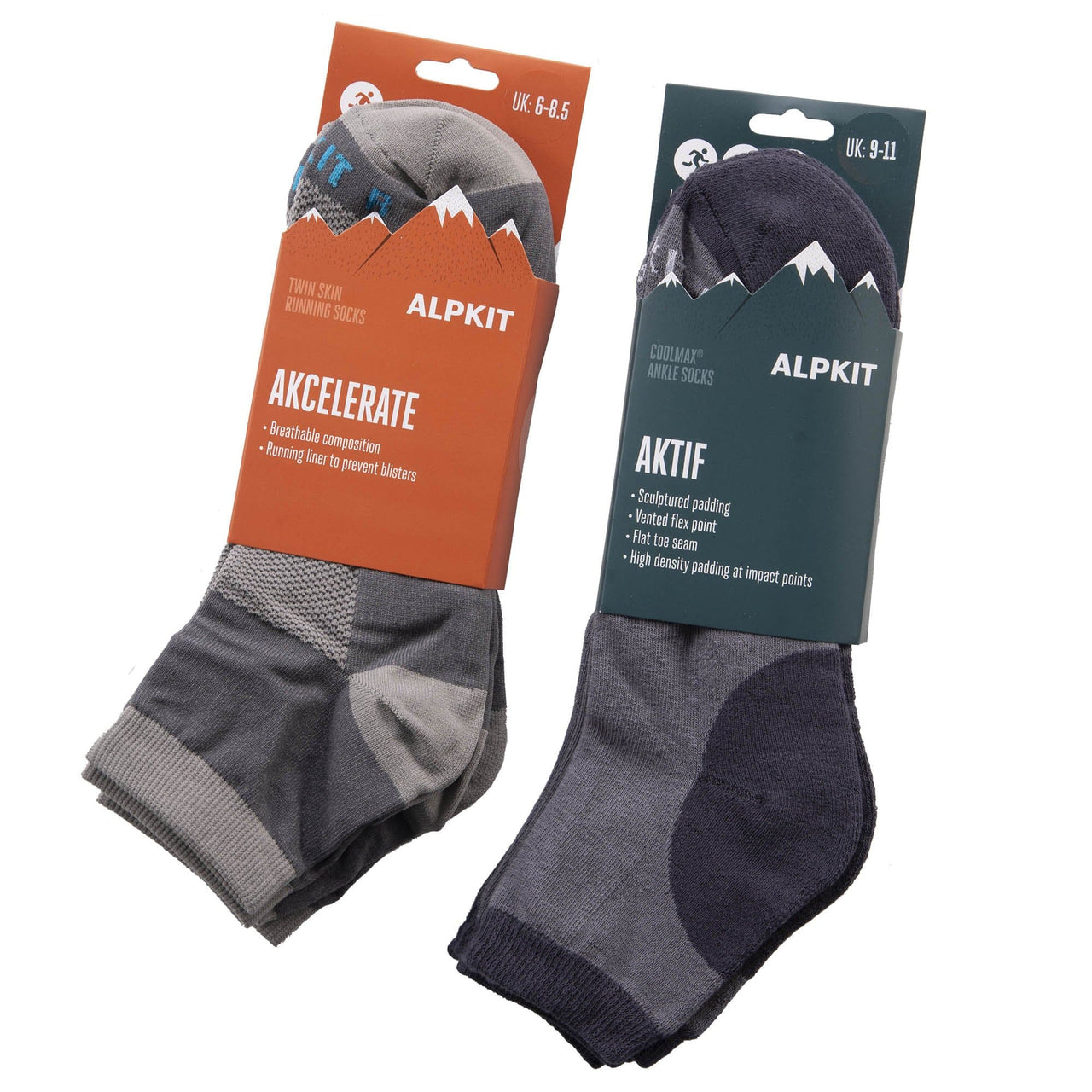 Running and Trail Sock Bundle