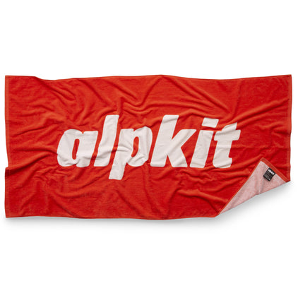 alpkit beach towel