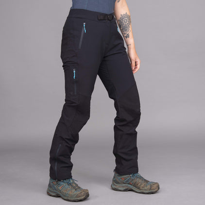 womens ardent softshell pant trouser