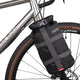 Betonga bikepacking fork bag in Black