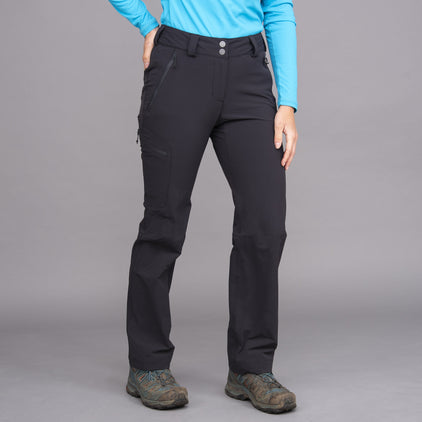 chilkoot womens softshell pant trousers