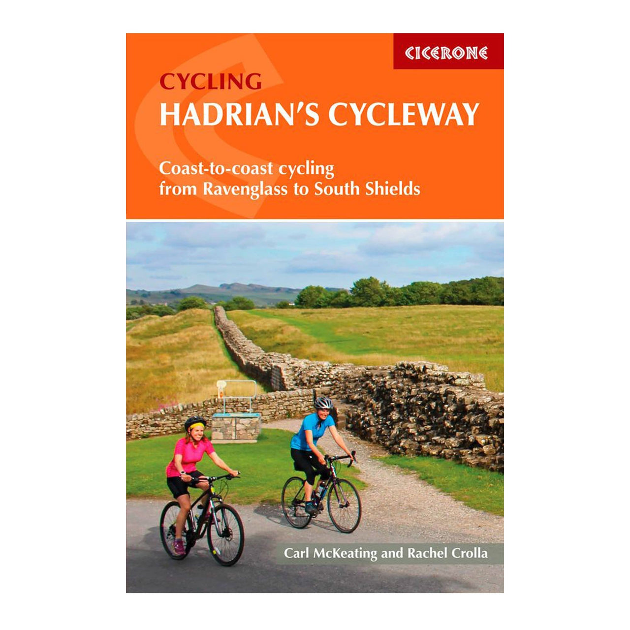Cycling Hadrian's Cycleway