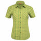 womens estella shirt in verde