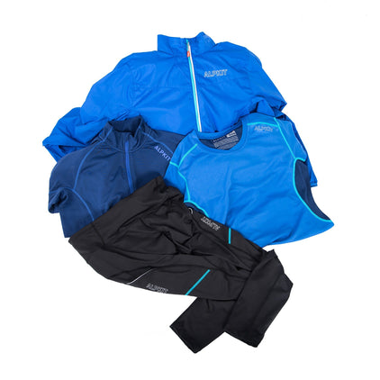 Fast and Light Trail Clothing Pack [Womens]