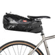 fiana seat pack in black