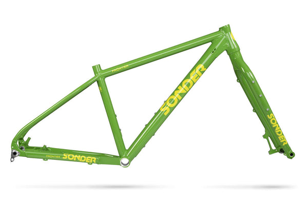 Frontier Frame And Fork
