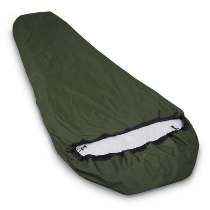 hunka bivy bag in kelp