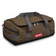 idaho 30 waxed cotton duffle bag in kelp