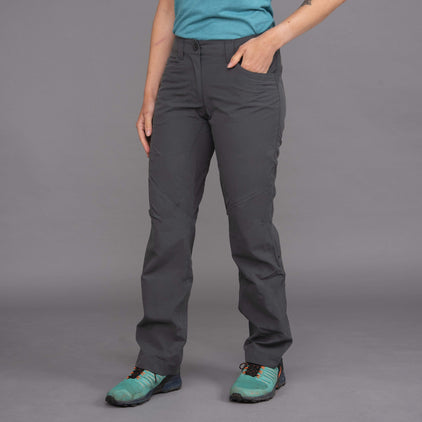 womens karoo pant trouser in tarmac
