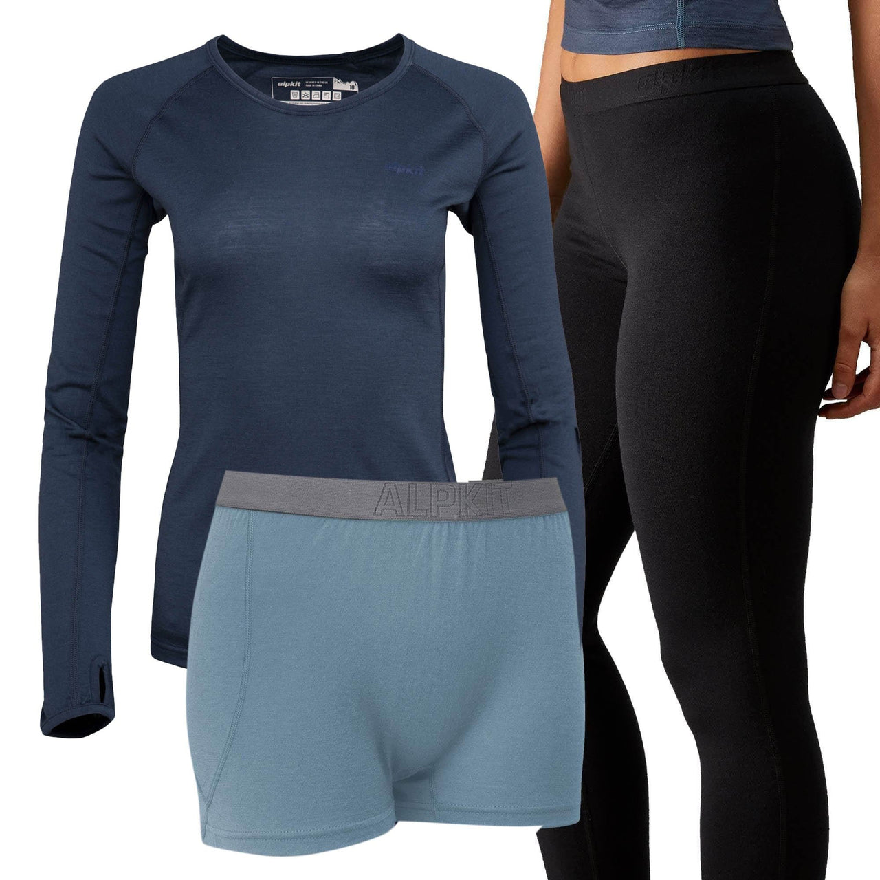 Kepler Winter Base Layer Set [Womens]