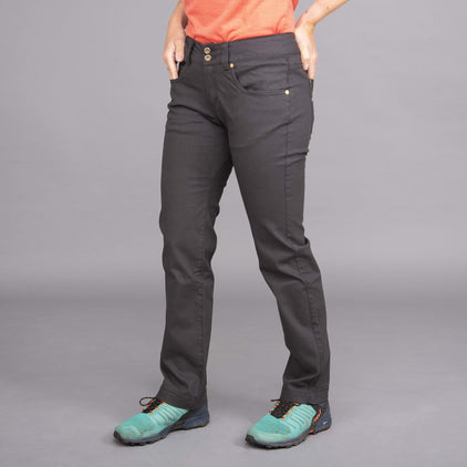 womens kraft pant trouser in brick