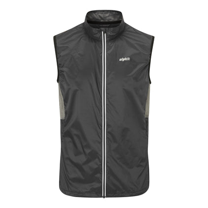 mens arro vest in tarmac