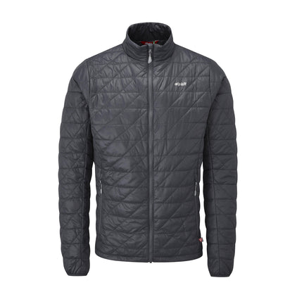 alpkit kanyo recycled insulation jacket in black