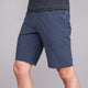 mens strada short in dark denim