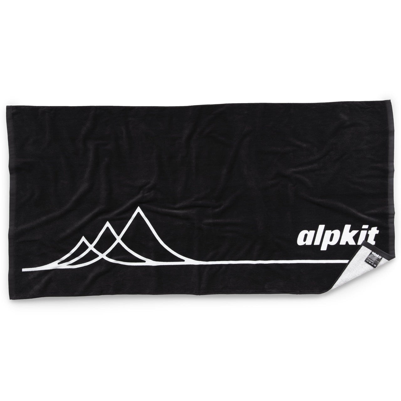 Mountains Beach Towel