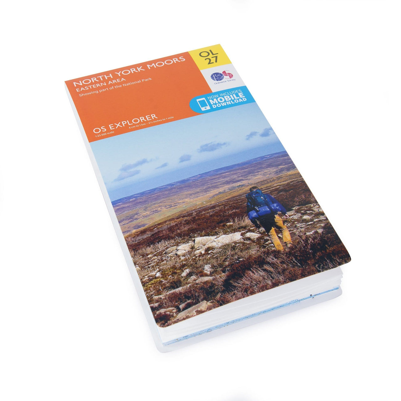 OS Explorer Maps: North York Moors - East