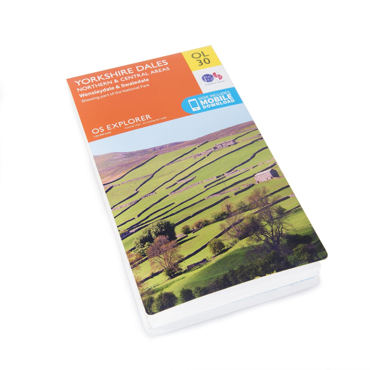 OS Explorer Maps: Yorkshire Dales; Northern and Central