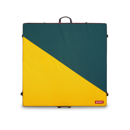 alpkit Phud bouldering mat in pineapple express