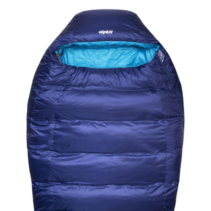 skyehigh 700 down sleeping bag in nemo
