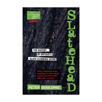 Slatehead: The Ascent Of Britain's Slate-climbing Scene