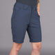 womens strada shorts in dark denim