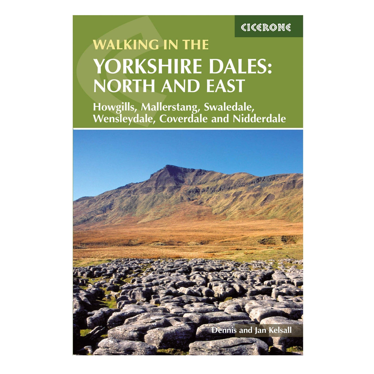 Walking in the Yorkshire Dales; North and East