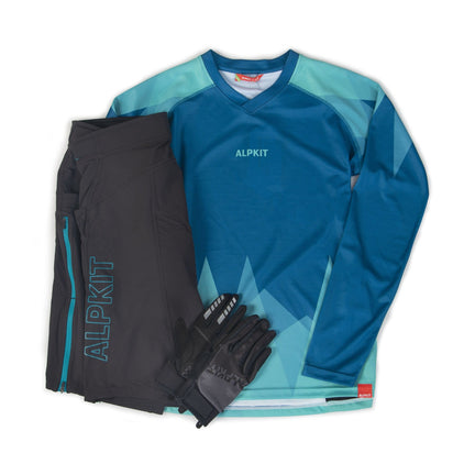 Floe Mountain Bike Clothing Bundle [Womens]