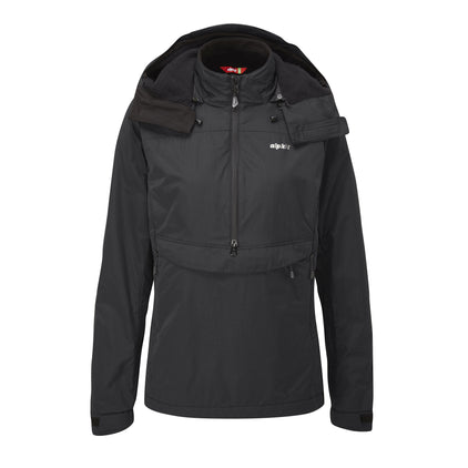 womens Alpkit jura mountain smock in fern