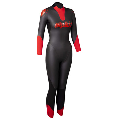 womens lotic outdoor swimming wetsuit