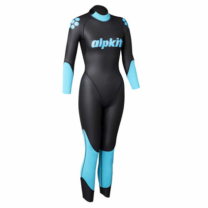 womens terrapin outdoor swimming wetsuit