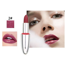 Load image into Gallery viewer, 14 Color Matte Lipstick Lips Make Up Waterproof Velvet Lip Stick Shimmer Nude Brown Lips Makeup Matt Long Lasting Lipsticks