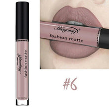 Load image into Gallery viewer, 18 Color Make Up Liquid Lipstick Waterproof Mate Red Lip Long Lasting Ultra Matte Lip Gloss Black Blue Nude Lipstick