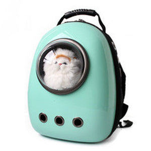 """The Rover Cat"" Cat Backpack with Extensible Back"