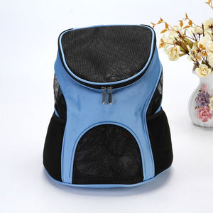 """The Breathable Backpack"" Mesh Shoulder backpack for Cats"