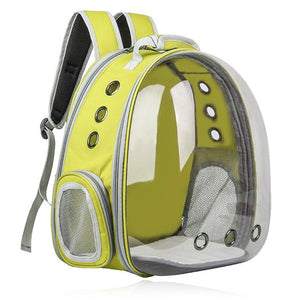 """The Convertible"" Extensible Carrier Cat Backpack"