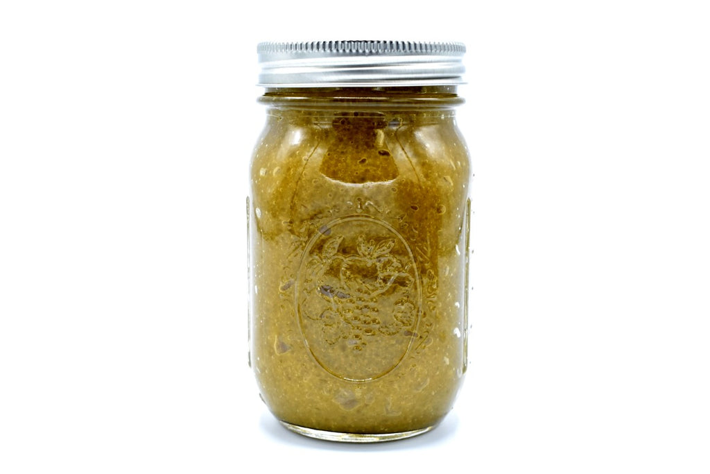 100% Wild Crafted Sea Moss Gel Infused with Bladderwrack (16 Oz Jar ) - Kulcha Kernel