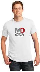MD White T-Shirt