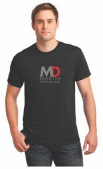 MD Black T-Shirt