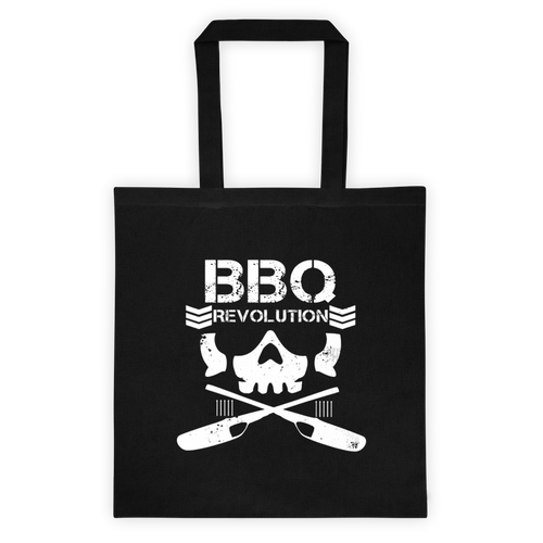 BBQ Club Tote bag