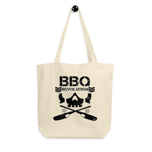 BBQ Club Eco Tote Bag