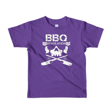 Load image into Gallery viewer, BBQ Club Short sleeve kids t-shirt