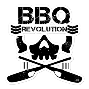 BBQ Club Sticker