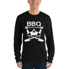 Load image into Gallery viewer, BBQ Club Long sleeve t-shirt