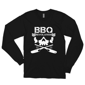 BBQ Club Long sleeve t-shirt