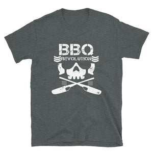 BBQ Club Short-Sleeve Unisex T-Shirt