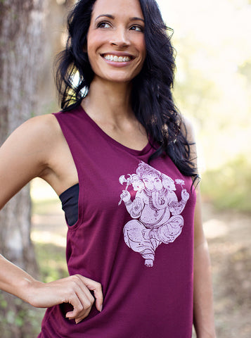 Ganesh Muscle Shirt